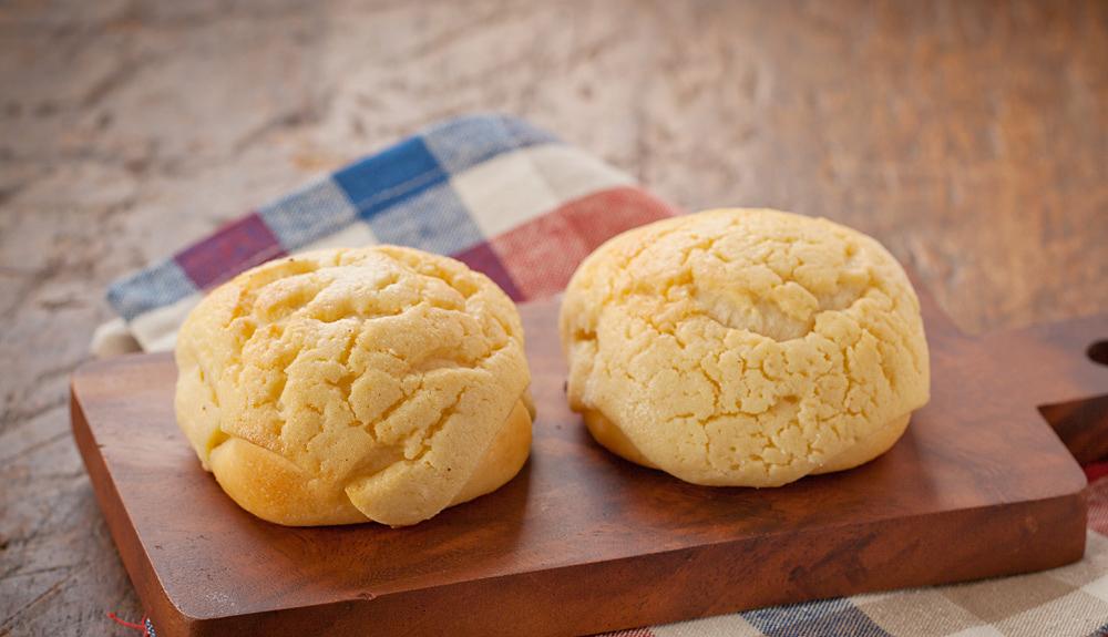 バニラブリオッシュメロンパン